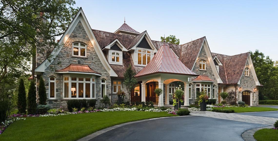 Richard mann architect for Dream homes ontario